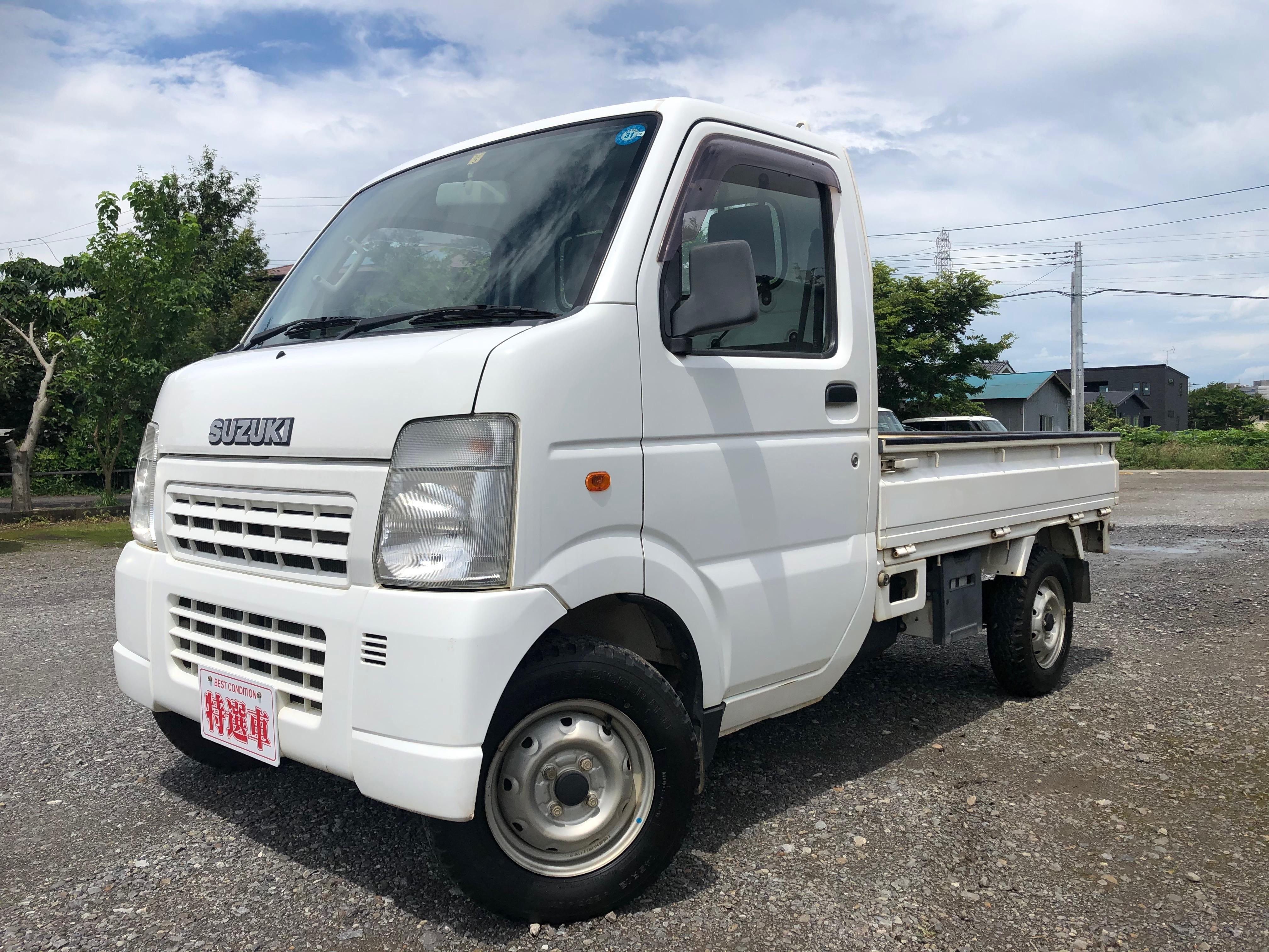 スズキ キャリィトラック4WD 税込38万8千円