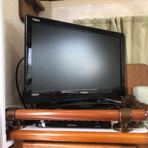 TV、DVD、ブルーレイ付きとなっております!