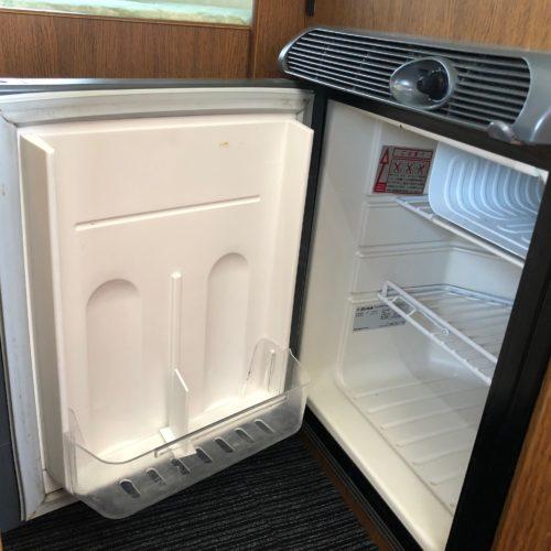 冷蔵庫完備です!