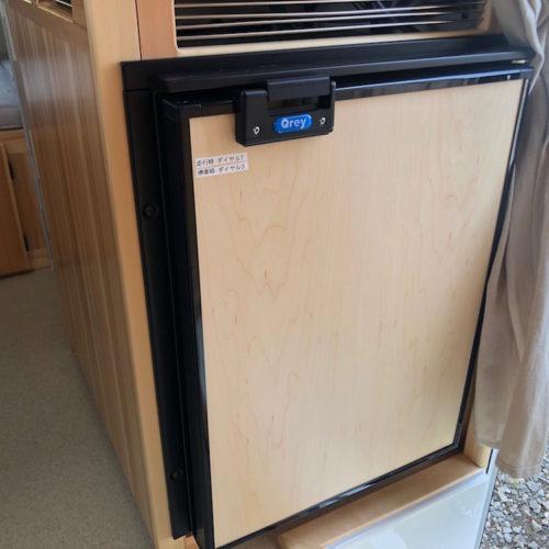 冷蔵庫完備となっております!