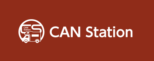 キャン・ステーション サイトロゴ