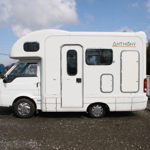 全長が5メートルをきる車両となっており初めてのキャンピングカーを使用される方にオススメです!
